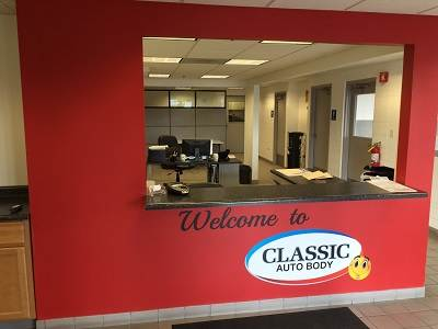 Classic Auto Body Service Center Car Repair Made Easy Featured